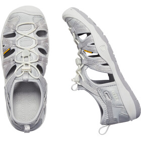 Keen Youth Moxie Sandals Silver